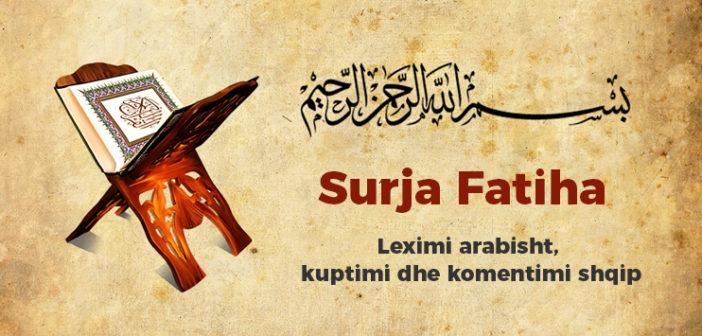 Surja Fatiha